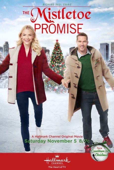 The Mistletoe Promise / Коледно обещание / Обещание под имела (2016)