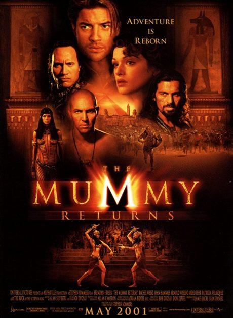The Mummy Returns / Мумията се завръща (2001) (Part 2)
