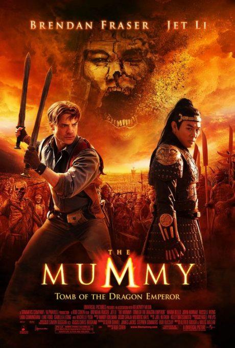The Mummy III : Tomb Of The Dragon Emperor / Мумията 3 : Гробницата на Императора Дракон (2008) (Part 3)