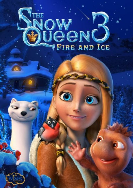 The Snow Queen III : Fire and Ice / Снежната кралица 3 : Огън и лед (2016)