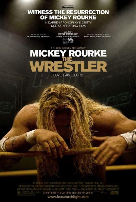 The Wrestler / Кечистът (2008)