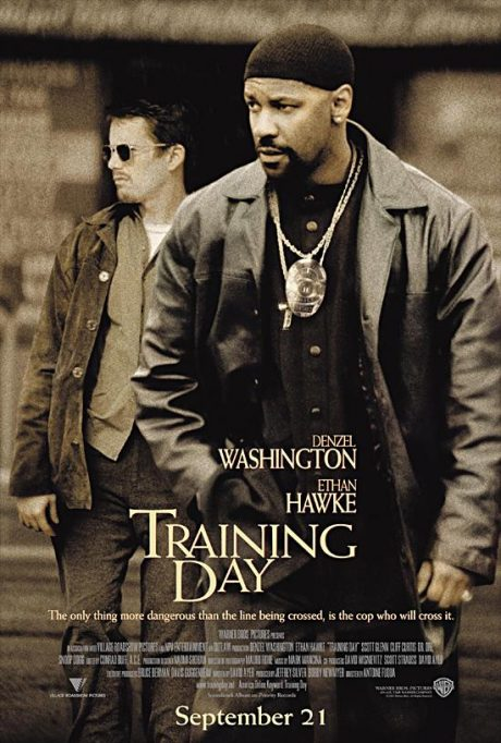Training Day / Тренировъчен ден (2001)