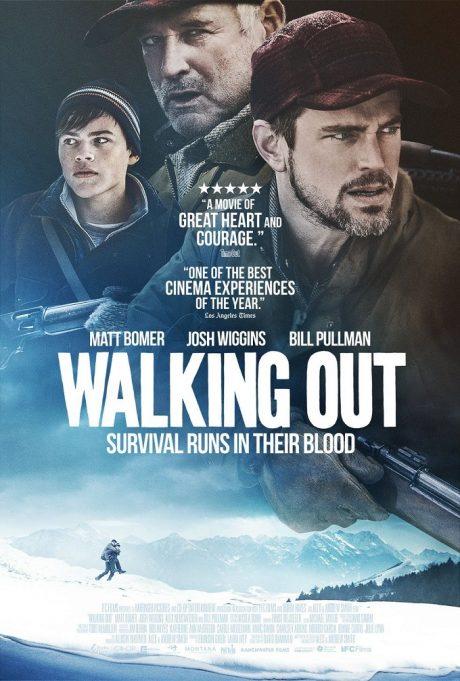Walking Out / Продължи напред (2017)