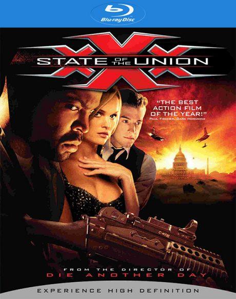 xXx II State of the Union / Трите Хикса 2 : Следващо ниво (2005)