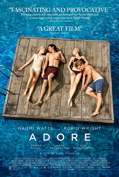 Adore (Two Mothers) (Perfect Mothers) / Адоре (Двете майки) (Перфектни майки) (2013) Adoration