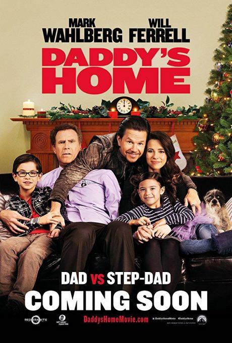 Daddy's Home I / Баща в излишък 1 (2015)