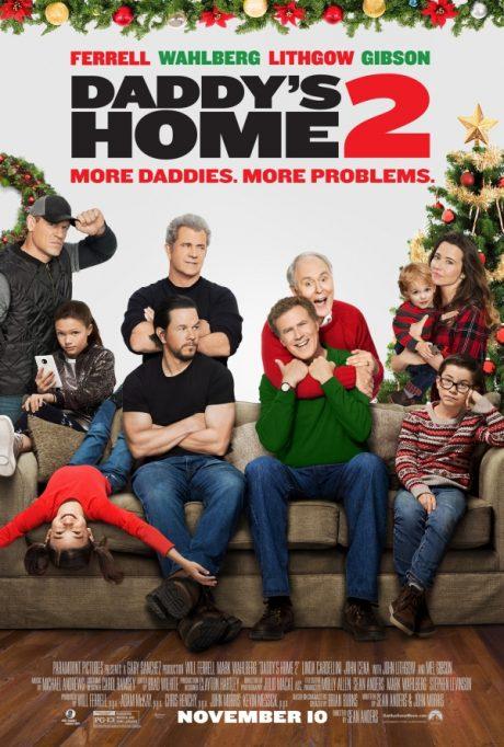 Daddy's Home II / Баща в излишък 2 (2017)