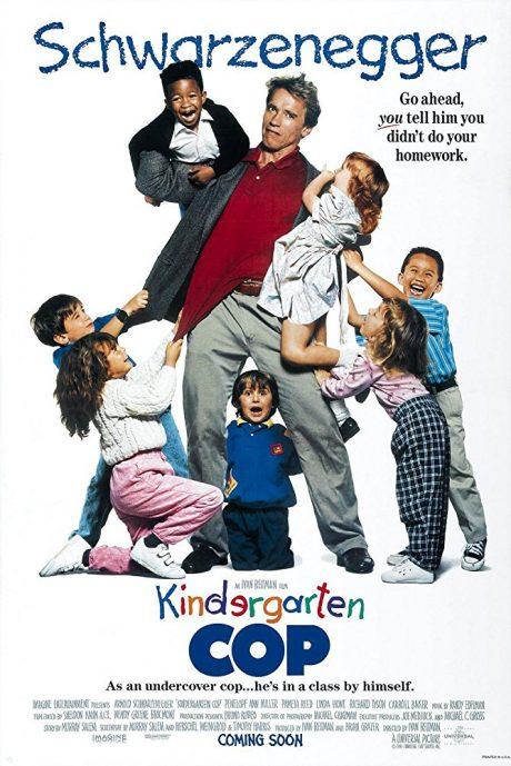 Kindergarten Cop I / Ченге в детската градина 1 (1990)