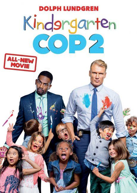 Kindergarten Cop II / Ченге в детската градина 2 (2016)