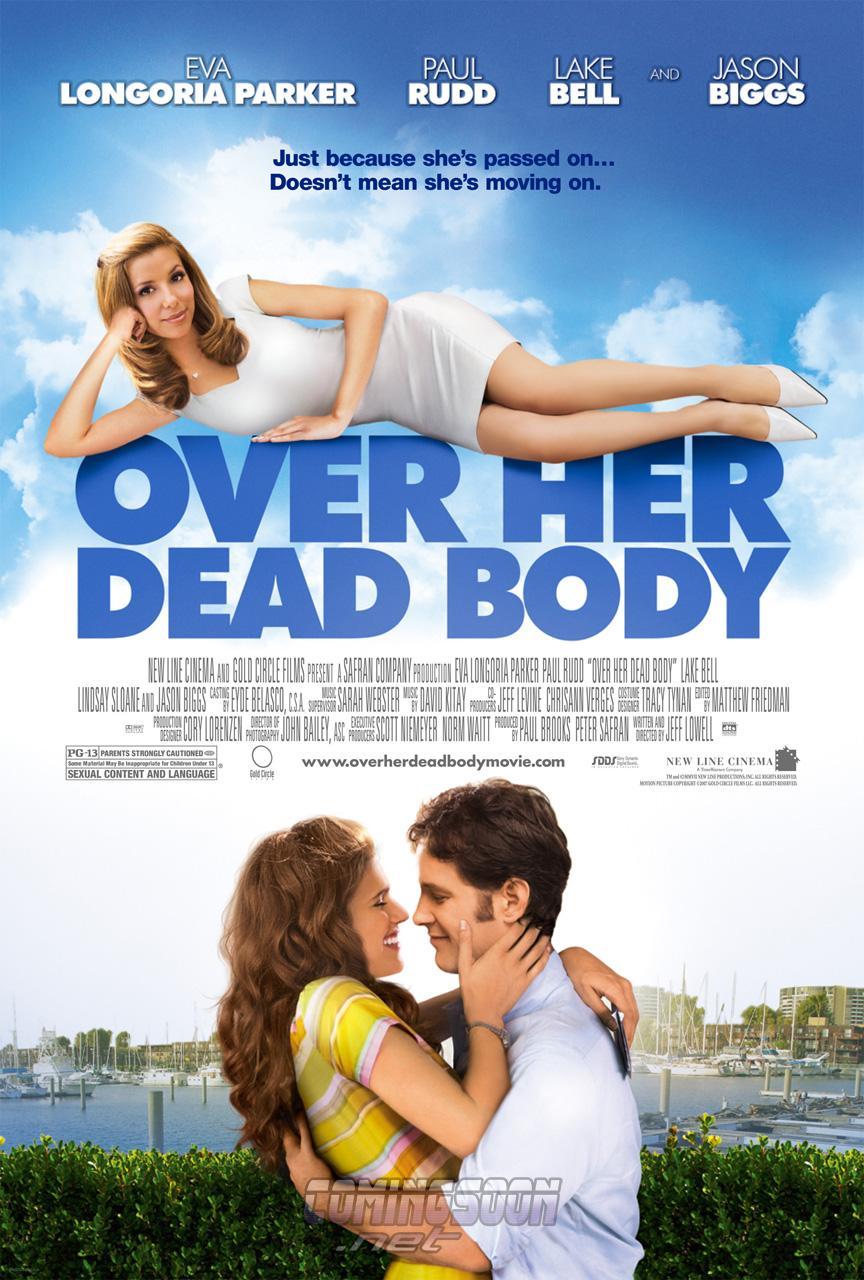 Over Her Dead Body / Само през трупа й (2008)