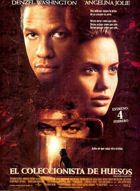 The Bone Collector / Колекционерът (1999)