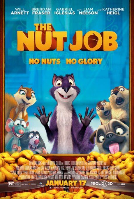 The Nut Job I / Крадци на ядки 1 (2014)