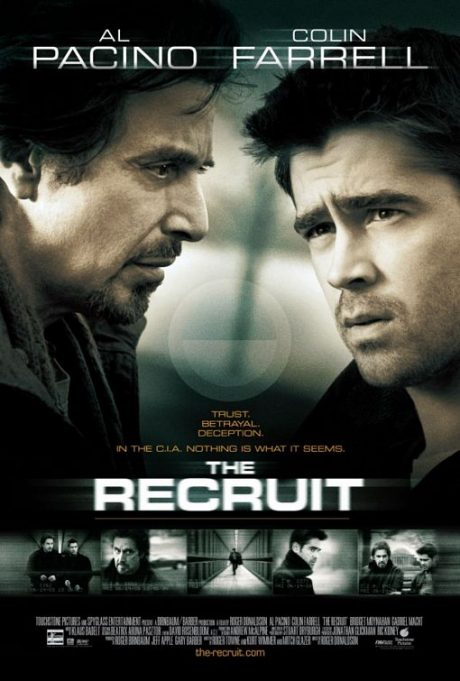 The Recruit / Фермата (2003)