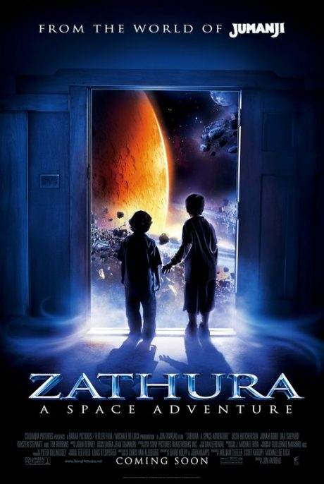 Zathura : A Space Adventure / Затура : Космическо приключение (2005)