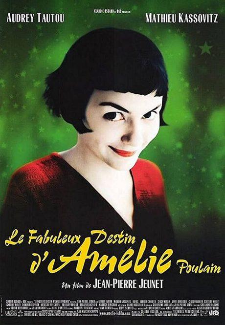 Amelie / Le fabuleux destin d'Amelie Poulain / Amelie From Montmartre / Невероятната съдба на Амели Пулен (2001)