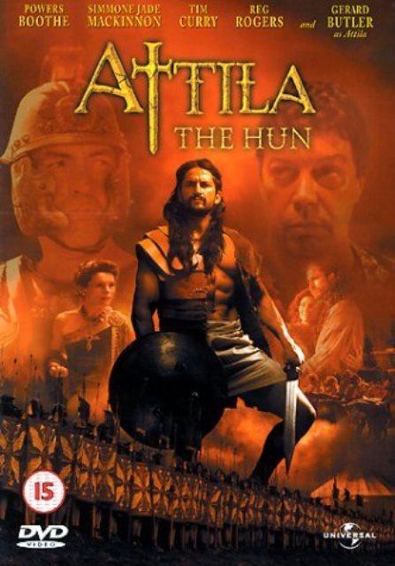 Attila / Атила – вождът на хуните (2001)
