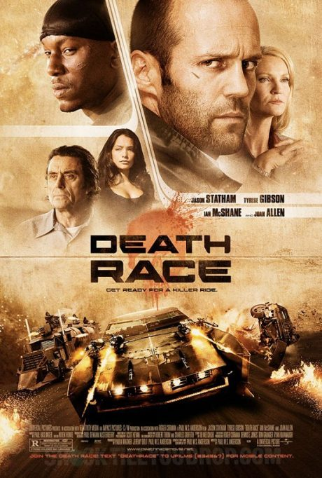 Death Race I / Смъртоносна надпревара 1 (2008)