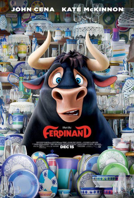 Ferdinand / Бикът Фердинанд (2017)
