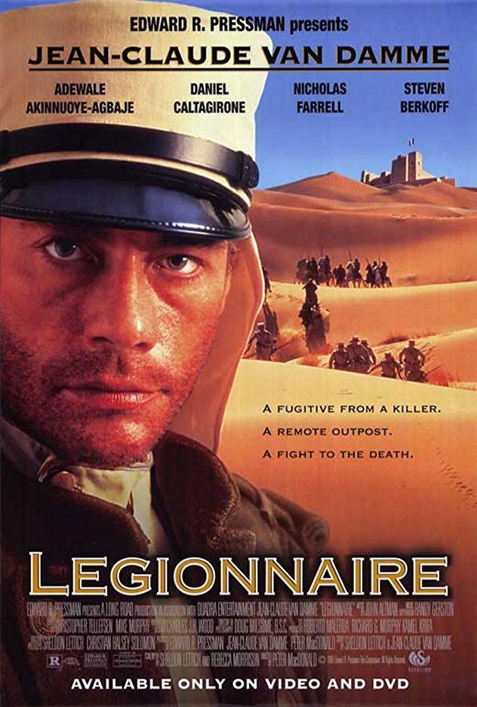 Legionnaire / Легионерът (1998)