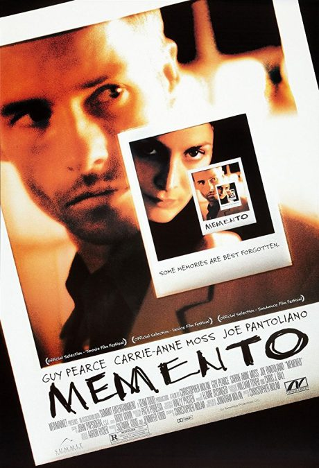 Memento / Мементо (2000)