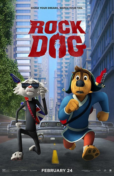 Rock Dog / Рок Дог (2016)
