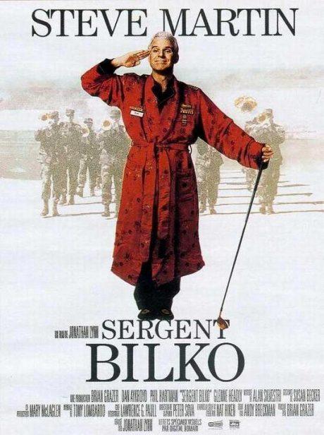 Sgt. Bilko / Сержант Билко (1996)