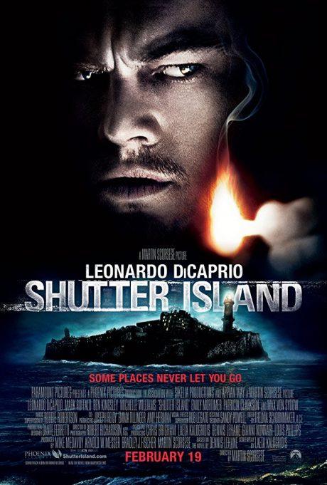 Shutter Island / Злокобен остров (2010)
