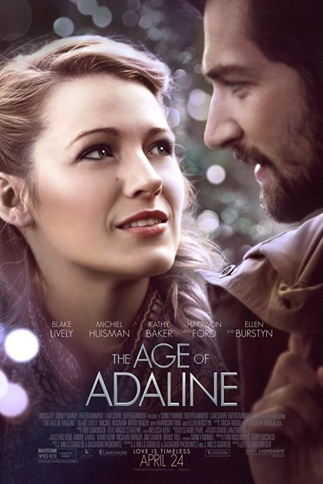 The Age of Adaline / Вечната Аделайн (2015)
