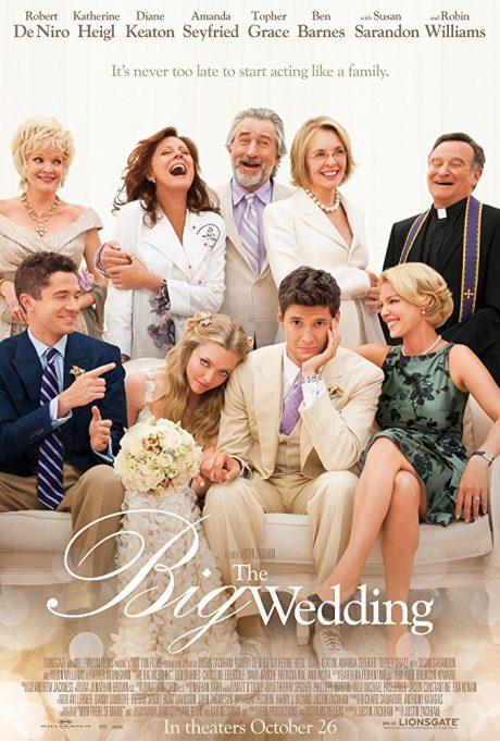 The Big Wedding / Тежка сватба (2013)