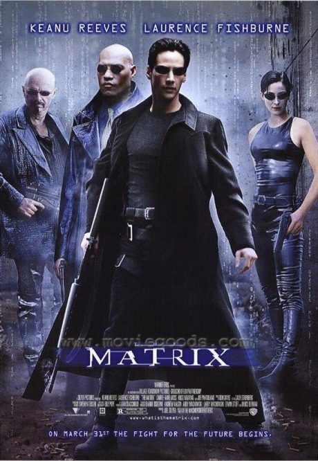 The Matrix I / Матрицата 1 (1999)