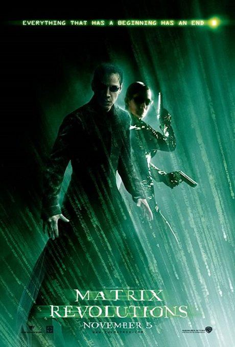 The Matrix III : Revolutions / Матрицата 3 : Революции (2003)
