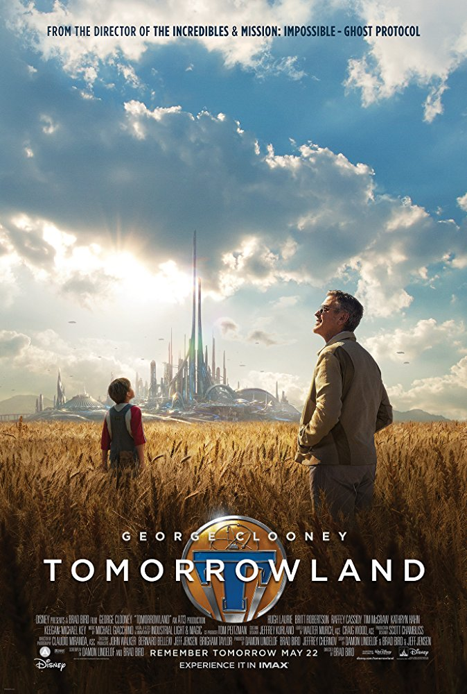 Tomorrowland / Утреландия (2015)