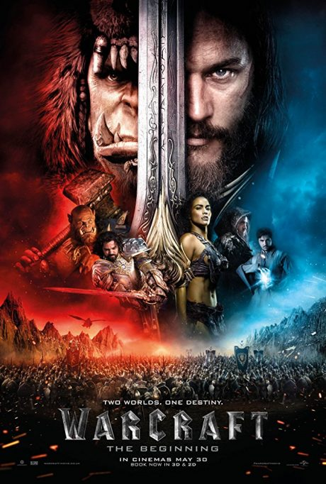 Warcraft : The Beginning / Warcraft : Началото (2016)