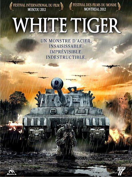 Belyy Tigr / Белый тигр / Белият тигър / White Tiger (2012)