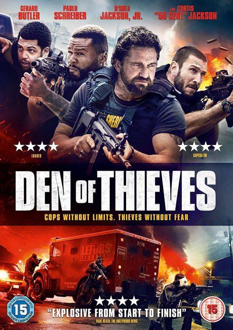 Den of Thieves / Бърлога на крадци (2018)