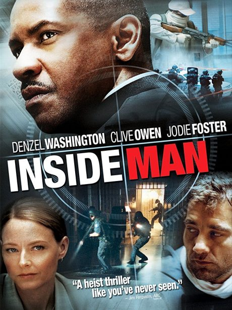 Inside Man / Човек отвътре (2006)