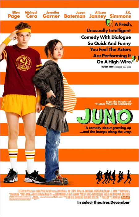 Juno / Джуно (2007)