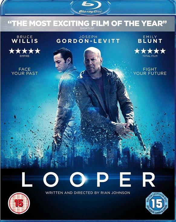 Looper / Убиец във времето (2012)