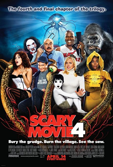 Scary Movie IV / Страшен филм 4 (2006)