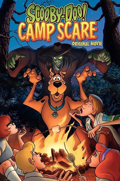 Scooby-Doo! Camp Scare / Скуби Ду – Ужасии в лагера (2010)