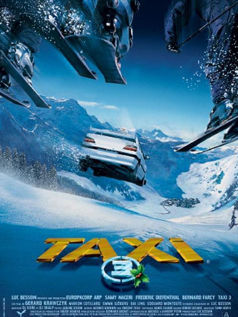Taxi III / Такси 3 (2003)