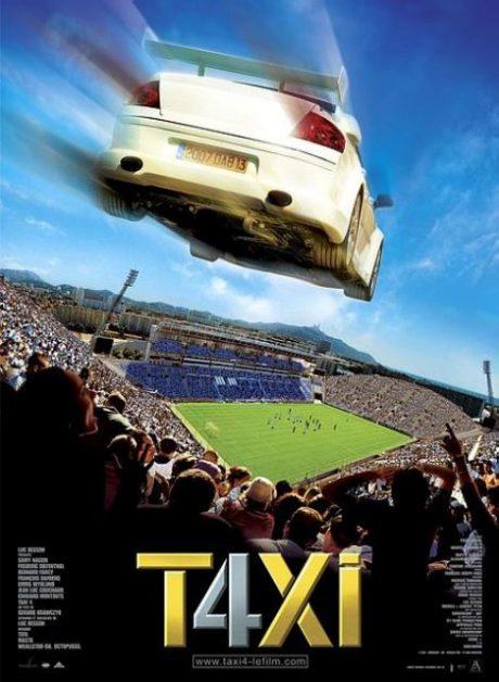 Taxi IV / Такси 4 (2007)