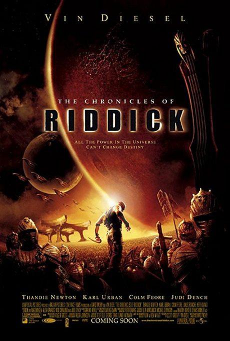 The Chronicles of Riddick II / Хрониките на Ридик 2 (2004)