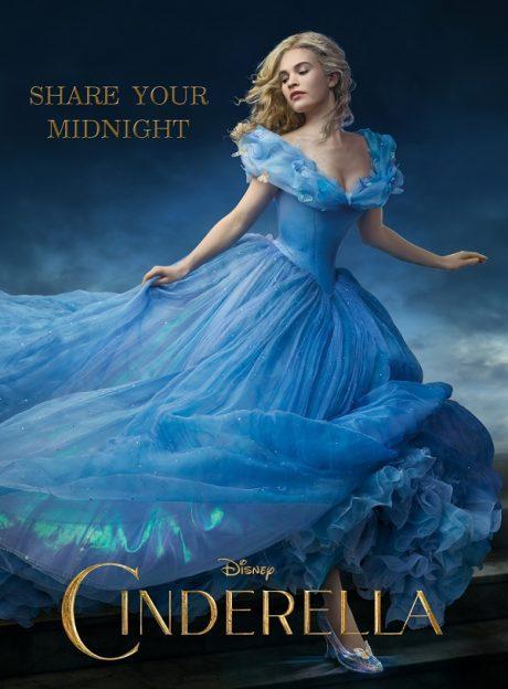 Cinderella / Пепеляшка (2015) (Disney)
