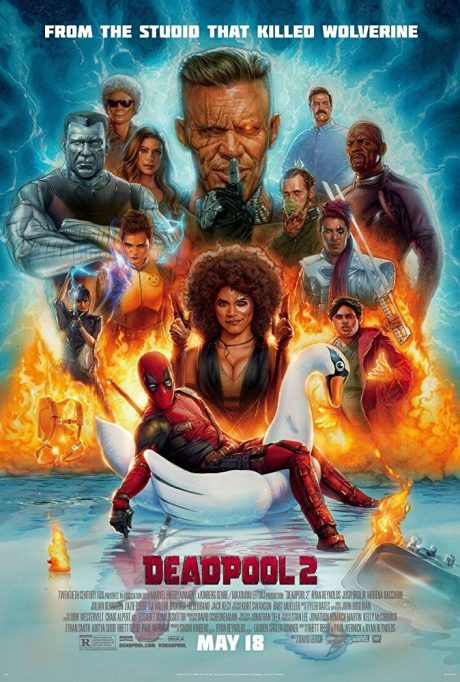 Deadpool II / Дедпул 2 (2018)
