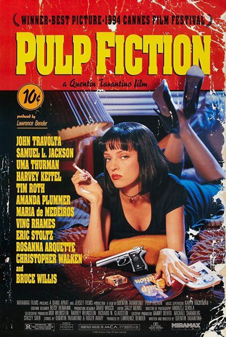 Pulp Fiction / Криминале (1994)
