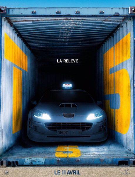 Taxi V / Такси 5 (2018)