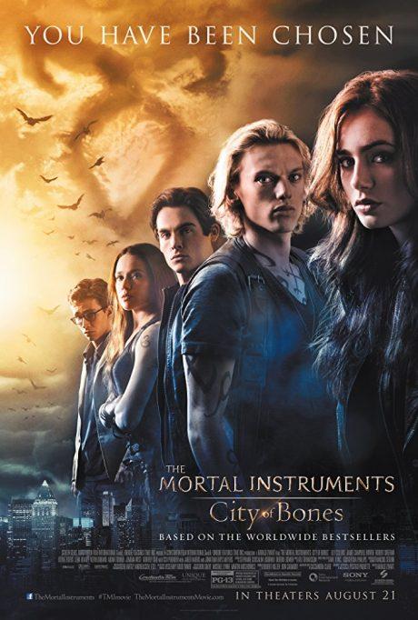 The Mortal Instruments : City of Bones / Реликвите на смъртните : Град от кости (2013)