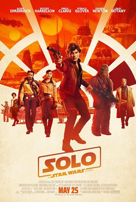 Star Wars Story II : Solo / История от Междузвездни войни 2 : Соло (2018)