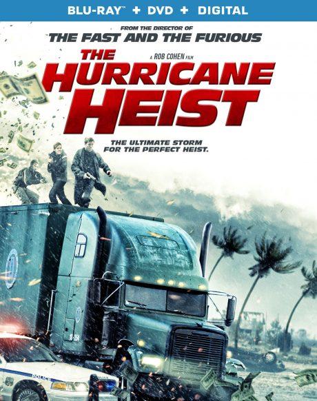 The Hurricane Heist / Категория 5 (2018)